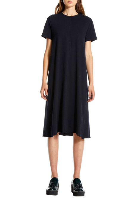 NEUW Frenchie Tee Dress | Black