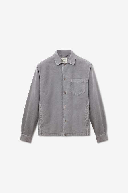 Aspesi Camicia Bongo Shirt - Grigio