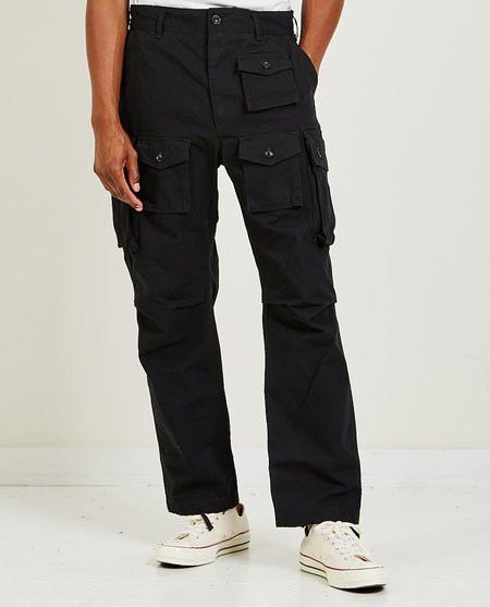 Engineered Garments FA Pant - Black