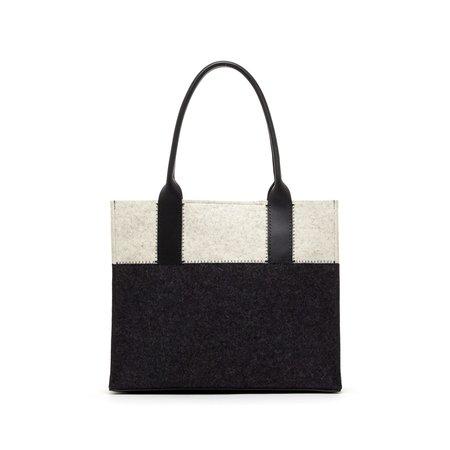 Graf Lantz Jaunt Petite bag - Charcoal/Black