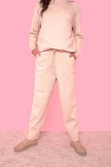 L.F.Markey Mason Trousers - Ivory