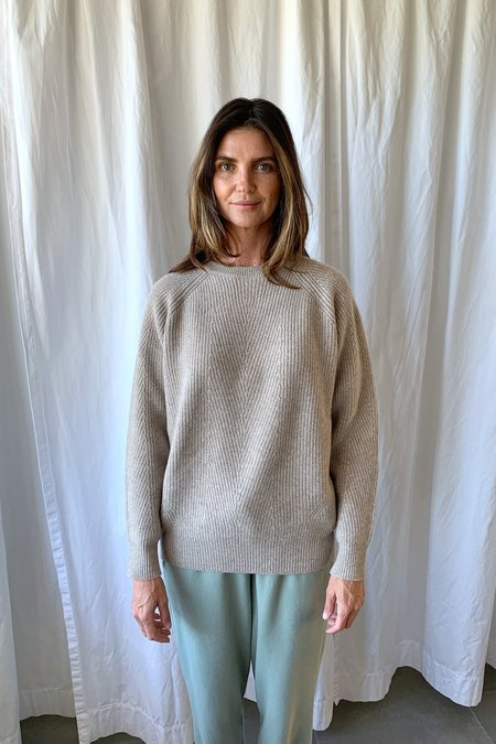 demylee Remi Sweater - Barely