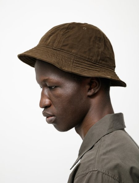 Paa Tennis Hat - Olive Waxed