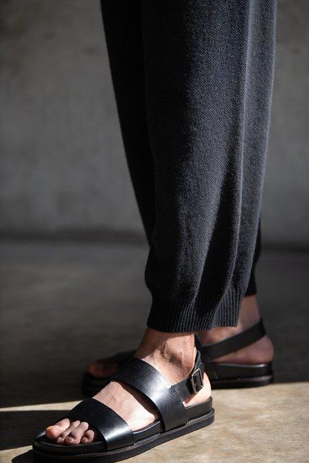 Unisex Oyuna Rock Trousers - Black