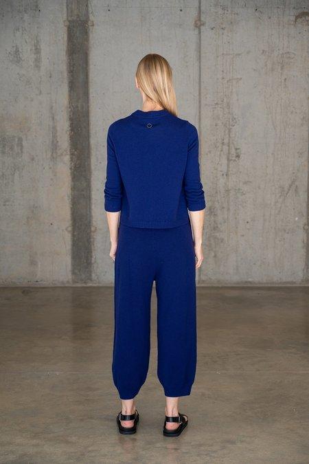 Unisex Oyuna Rock Trousers - Deep Blue