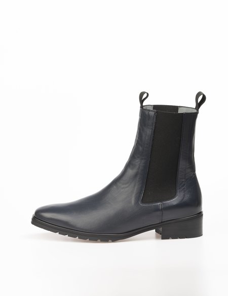 ACT SERIES Blake R boots - Navy Blue
