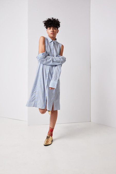 FFIXXED STUDIOS Deatachable Shirt Dress