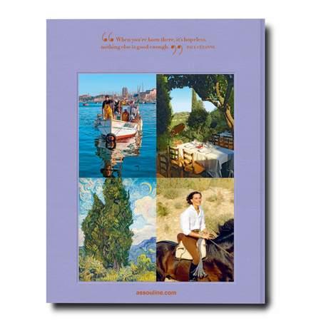 Assouline Provence Glory by Francois Simon