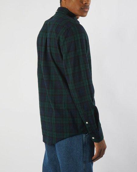 Portuguese Flannel Plaid Shirt - Bonfim