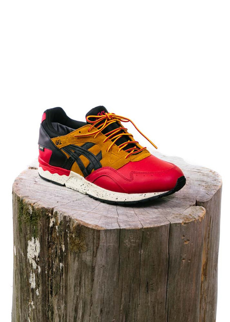 ASICS Gel-Lyte V G-Tx - Red/Black