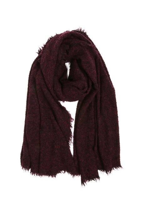 Faliero SartiRed Xelia scarf