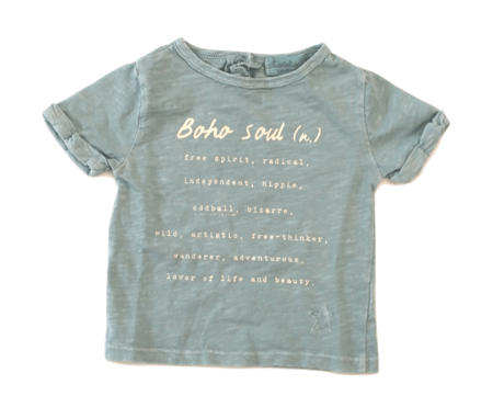Tocoto Vintage Boho Printed T-shirt
