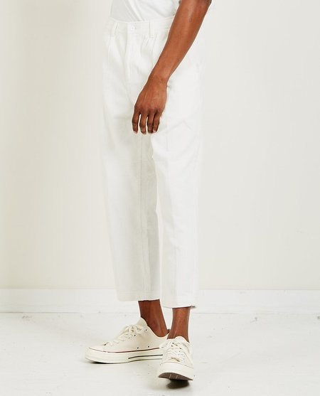 banks Supply Cord Pant - Off White