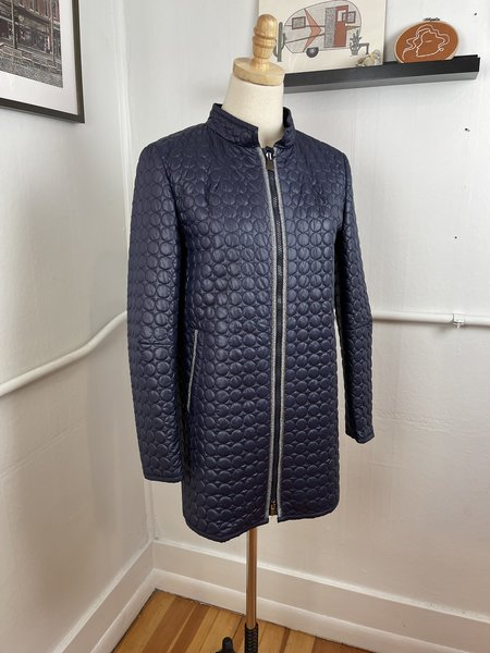 [Pre-Loved] Cinza Rocca Icons Navy Jacket - Navy