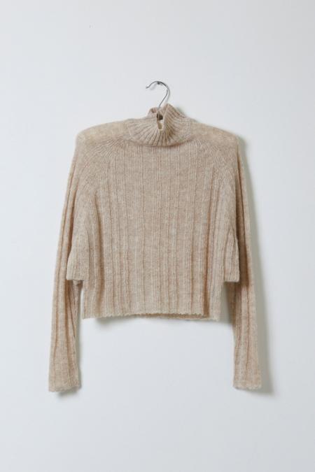 Atelier Delphine Henrietta Sweater - Latte