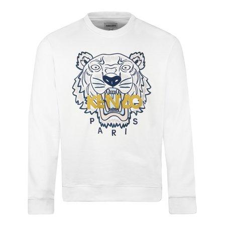 Kenzo Tiger Original Crewneck Sweat - White