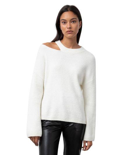 Rails Alexi Sweater - White