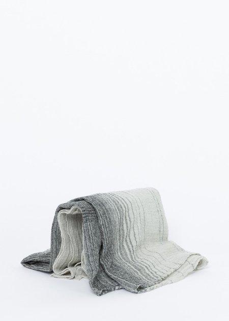 Pas de Calais Wool Stole - Ivory