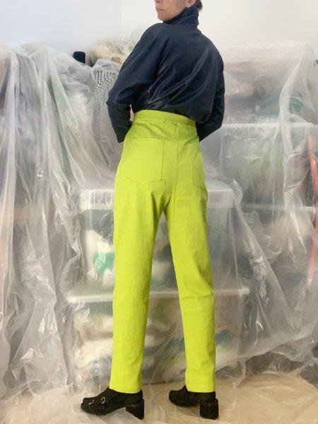 Stretch Lotta Pants - Lime