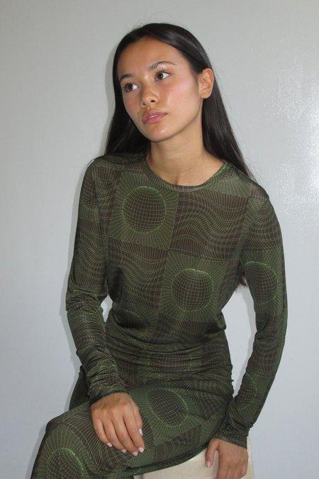 Paloma Wool Mars Top - Mercury