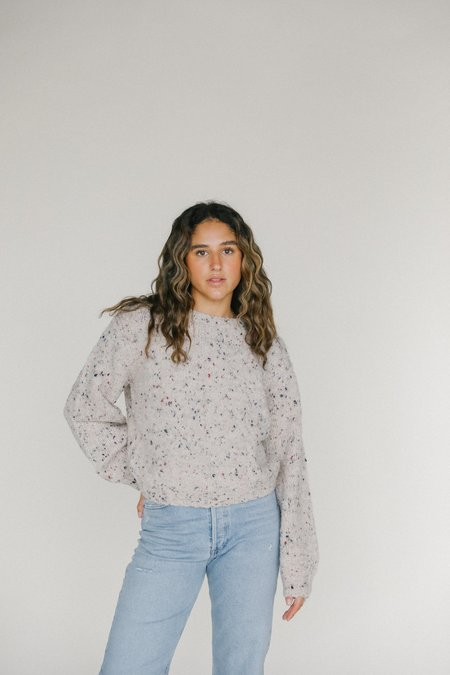 Line the Label Tillie Sweater - Agate