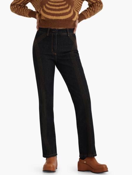 Paloma Wool GP Denim Pants - Black