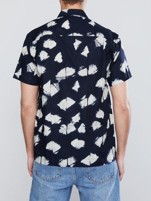 YMC Malick Shirt - Paw Print