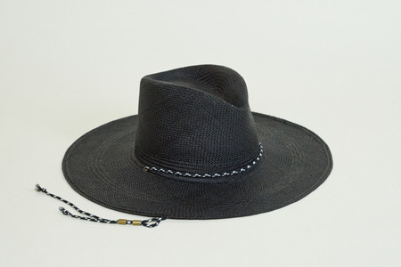 Clyde New Mexico Hat in Black