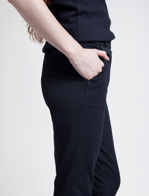 Sunspel Straight Leg Trouser