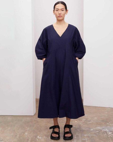 Kowtow Sculptured Dress - Ink