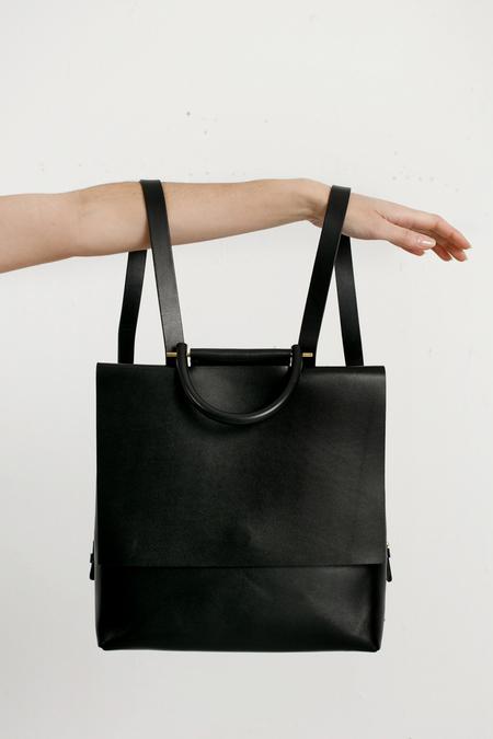 Building Block - Mini Rucksack - Black