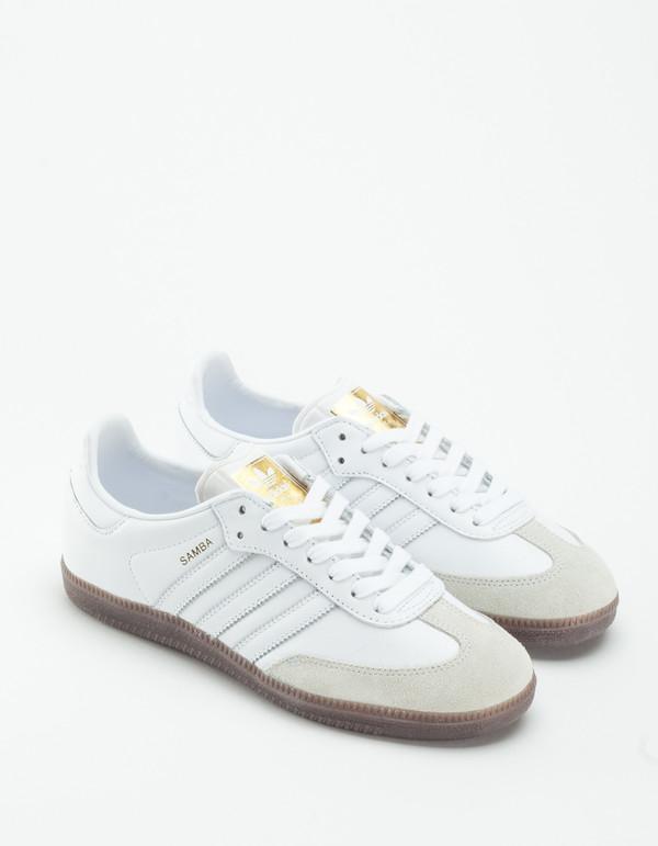 climalite chez adidas 3 bandes royal / blanc de chelsea à court short de gym