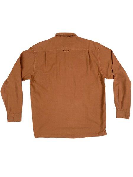 General Admission BALDWIN SHIRT - brown