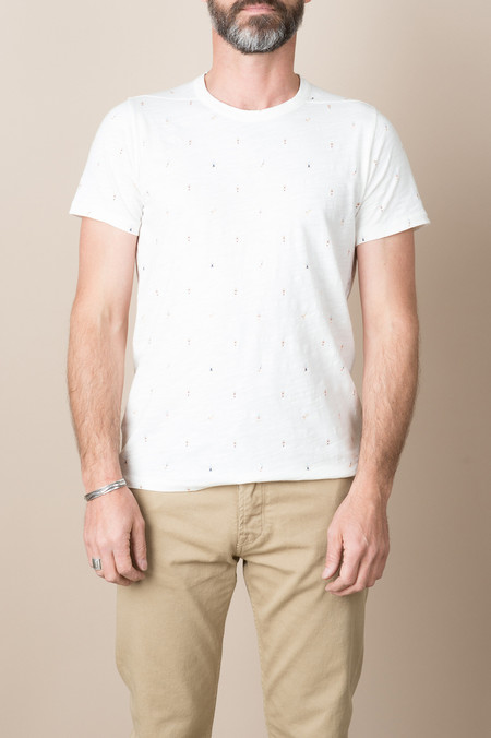 Homecore Gumjo T-Shirt In White