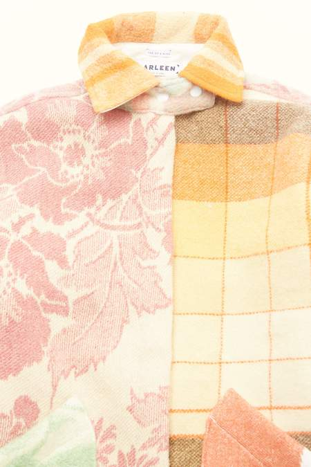 Carleen Ardmore Blanket V2 Jacket - Mixed