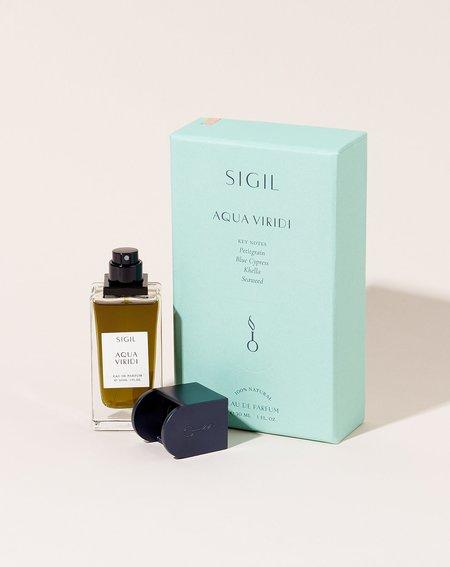 Sigil Scent Aqua Viridi fragrance