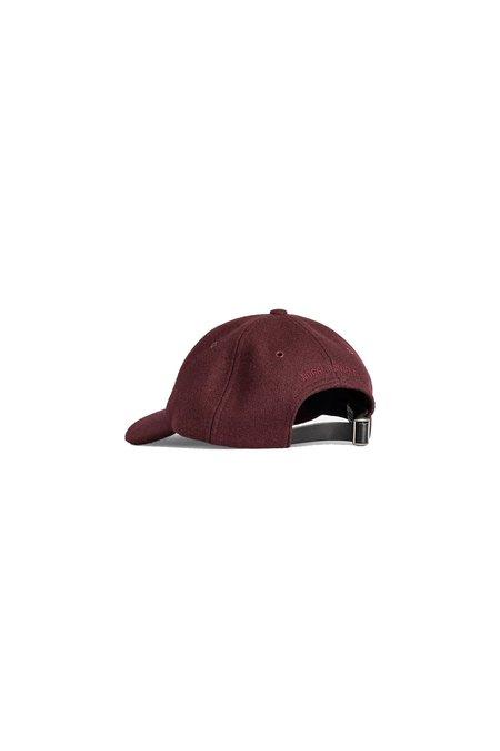WOOL SPORTS CAP
