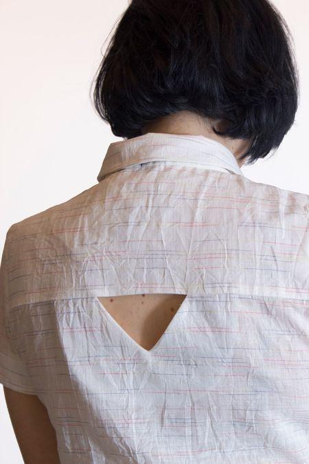 Jennifer Glasgow 'Amore' shirt