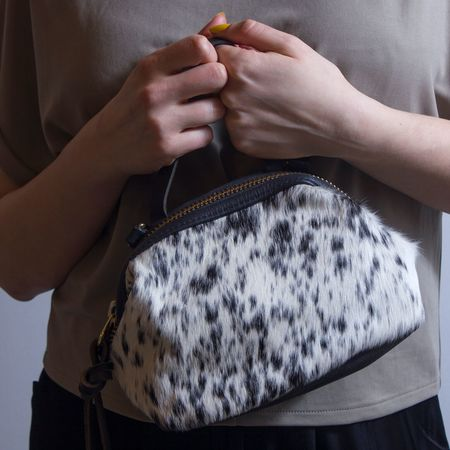Eleven Thirty 'Katie' hide bag