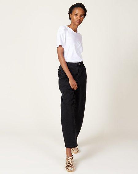 unisex Kowtow Balloon Jeans - Black