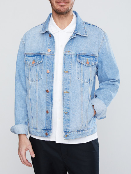 Soulland Shelton Denim Jacket