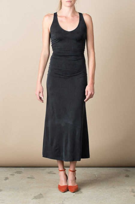 Rachel Comey Jordan Dress In Charcoal