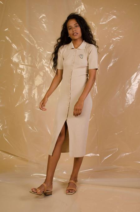 Penny Sage Shebben Knit Dress