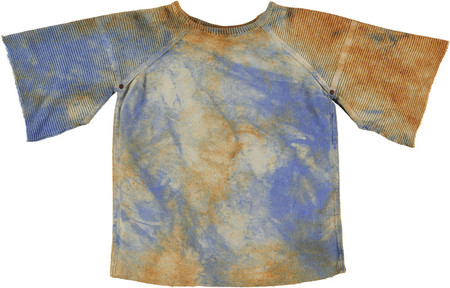 Kids Versatil-e Organic Oversize Raglan T-Shirt - Earth