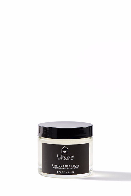 Little Barn Apothecary Passion Fruit + Rose Enzymatic Exfoliant Mask