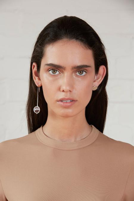 Luz Ortiz New York Lumina Mismatch Earrings