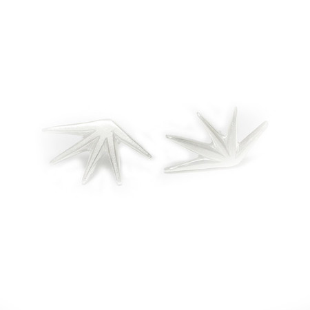Wolf Circus Illume Earrings Silver