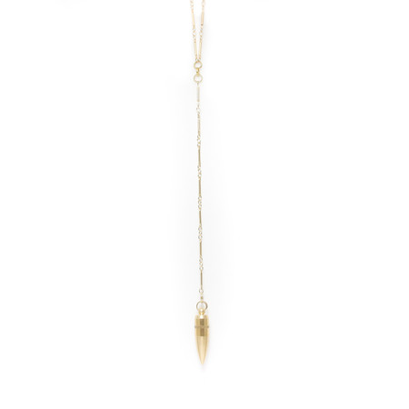 Wolf Circus Layla Necklace Gold
