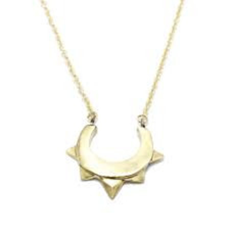 Wolf Circus Rhiannon Necklace Bronze