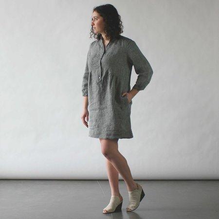 NUTHATCH Artist's Smock Dress